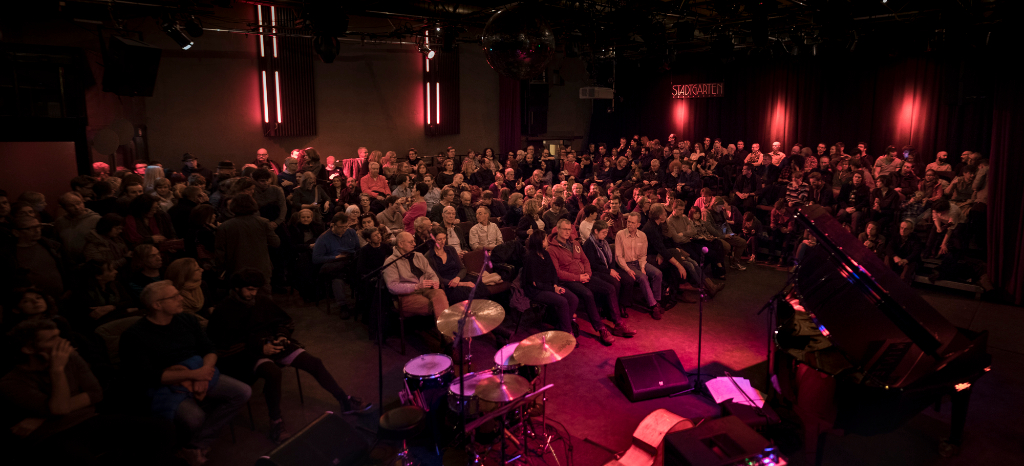 Winterjazz 2016, Foto: Patrick Essex