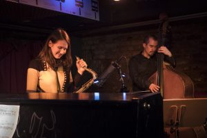 Christine Corvisier, David Andres (Christine Corvisier Trio)
